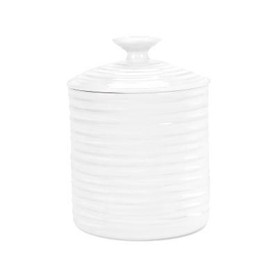 Sophie Conran White Storage Jar Small 10cm