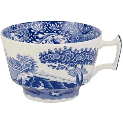 Spode Blue Italian Breakfast Cup 0.3L