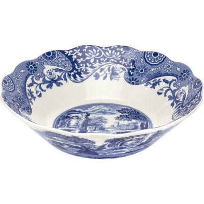 Spode Blue Italian Daisy Bowl 25cm