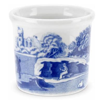 Spode Blue Italian Eggcup 4cm