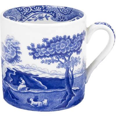 Spode Blue Italian Espresso Cup 0.09L