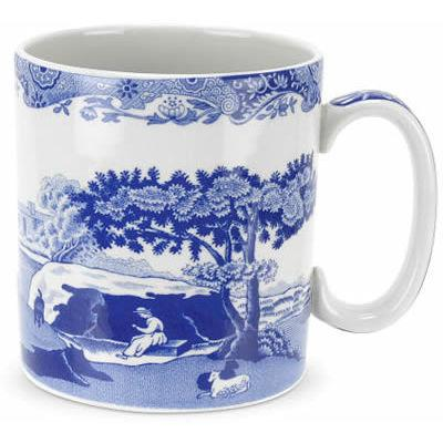 Spode Blue Italian Mug 0.25L