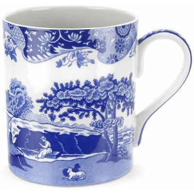 Spode Blue Italian Mug 0.5L
