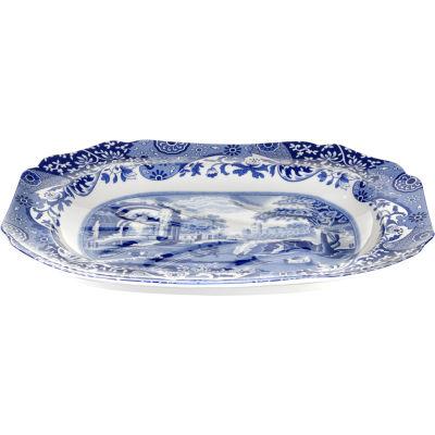 Spode Blue Italian Oval Platter 53cm