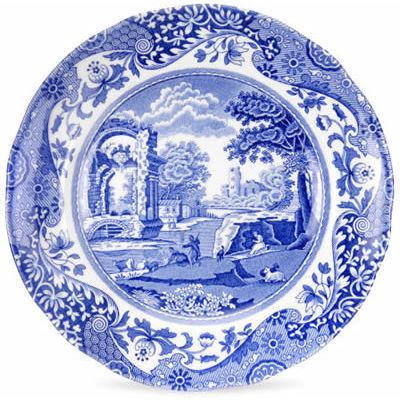 Spode Blue Italian Plate 15cm