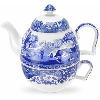 Spode Blue Italian Tea-for-One 0.56L