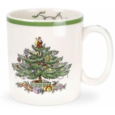 Spode Christmas Tree Mug 0.2L