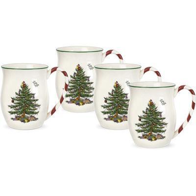 Christmas Pudding Mug Cake