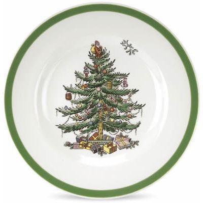 Spode Christmas Tree Plate 15cm