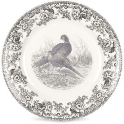 Spode Delamere Rural Round Platter 30cm Pheasant
