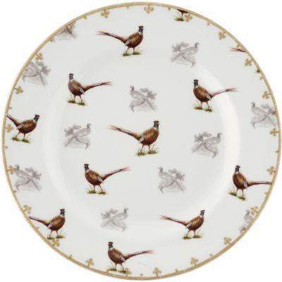 Spode Glen Lodge Plate 20cm Pheasant