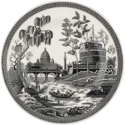 Spode Heritage Collection Plate 20cm Rome
