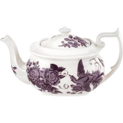 Spode Kingsley Teapot 1.1L White