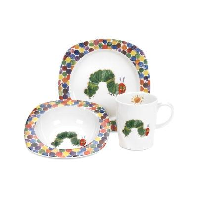The Very Hungry Caterpillar 3-Piece Set Caterpillar