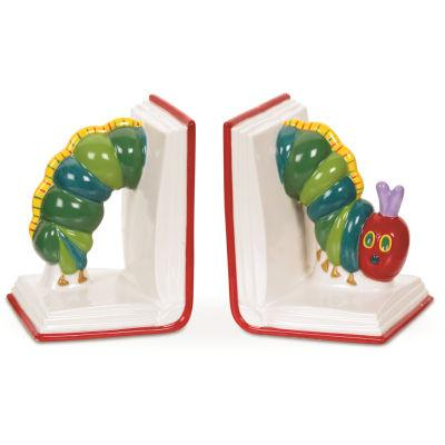 The Very Hungry Caterpillar Book Ends Set of 2