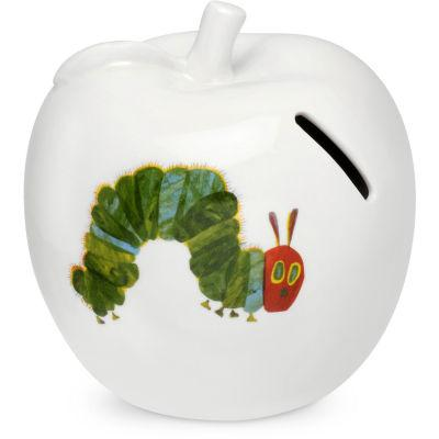 The Very Hungry Caterpillar Money Box Apple