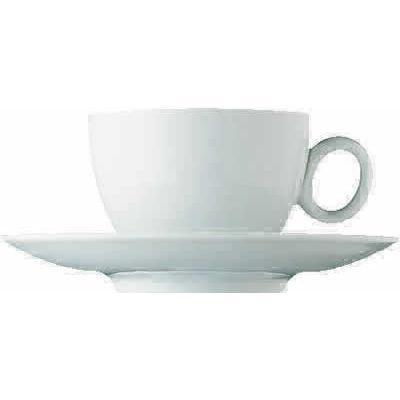 Thomas Loft White Espresso Cup & Saucer
