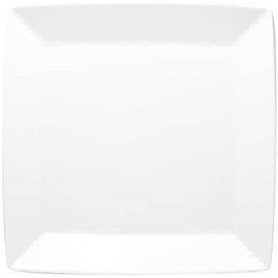 Thomas Loft White Plate Square 27cm