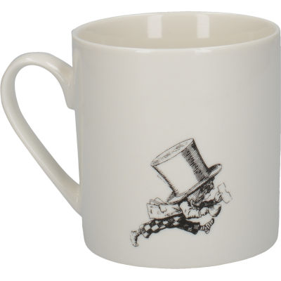 Victoria and Albert Museum Alice In Wonderland Mug Can Mad Hatter