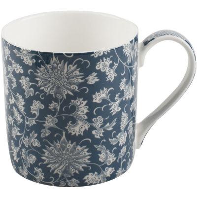 Victoria and Albert Museum Mug Collection Giftboxed Can Mug Lotus Scroll