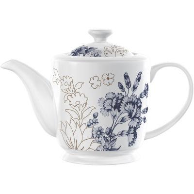 Victoria and Albert Museum Palmer's Silk Teapot