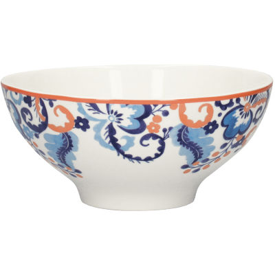 Victoria and Albert Museum Rococo Silk Cereal Bowl Set of 4