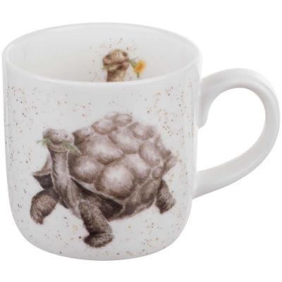 Wrendale Aged To Perfection Tortoise Mug