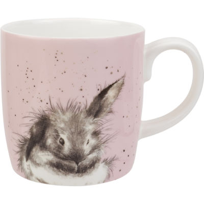 Wrendale Giftware Bathtime Rabbit Large Mug