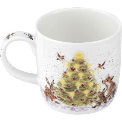 Wrendale Christmas Oh Christmas Tree Mug