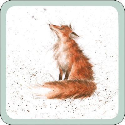 Wrendale Coaster Wrendale Fox