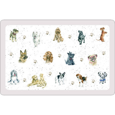 Wrendale Flexible Placemat Dog