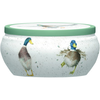 Wrendale Fragranced Candle Tin Guard Duck