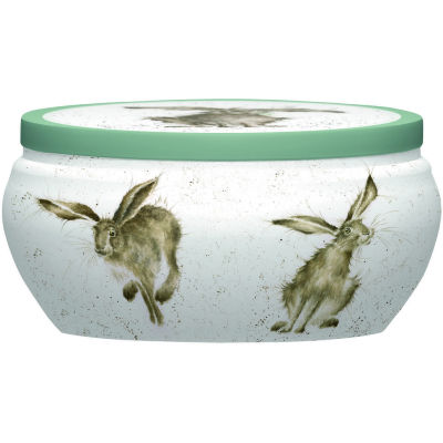 Wrendale Fragranced Candle Tin Hare