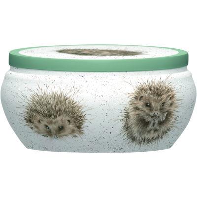 Wrendale Fragranced Candle Tin Hedgehog Awakening