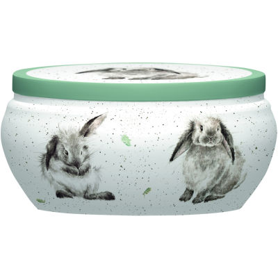 Wrendale Fragranced Candle Tin Rosie Rabbit