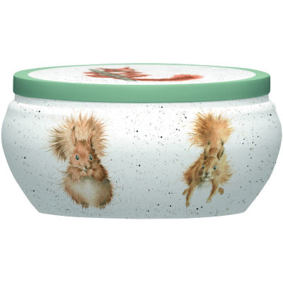 Wrendale Fragranced Candle Tin Squirrel