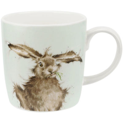 Wrendale Hare Brained Hare Large Mug