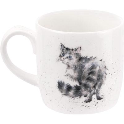 Wrendale Lady of the House Cat Mug