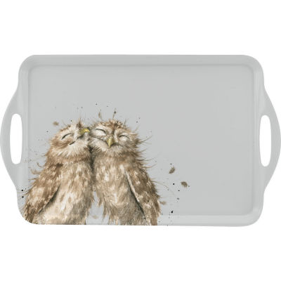 Wrendale Large Tray Wrendale Owl