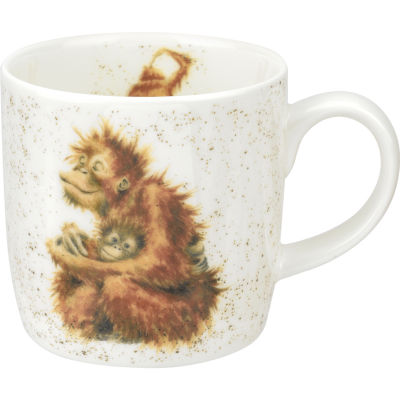 Wrendale Orangutangle Orang-Utan Mug