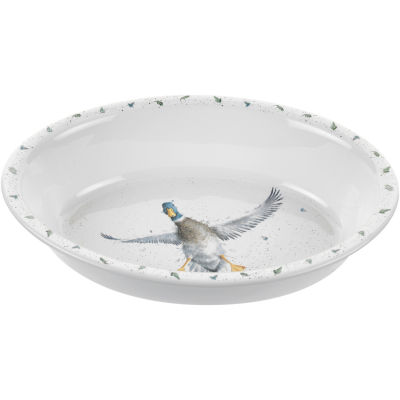Wrendale Oval Baking Dish 30.5cm Duck