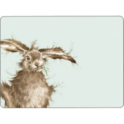 Wrendale Placemat Set of 4 Wrendale Hare