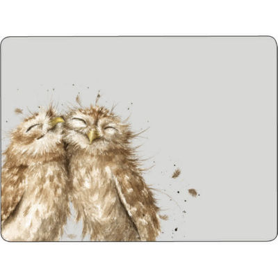 Wrendale Placemat Set of 4 Wrendale Owl