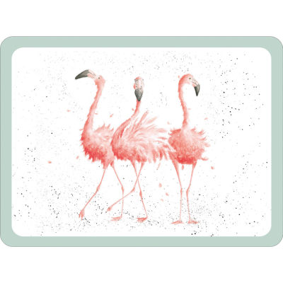 Wrendale Placemat Set of 4 Wrendale Zoological