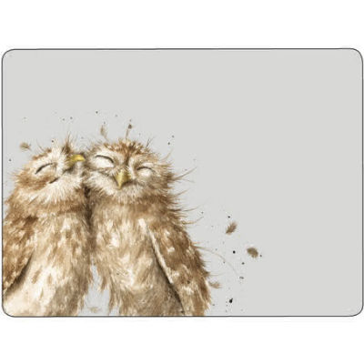 Wrendale Placemat Set of 6 Wrendale Owl