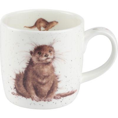 Wrendale River Gent Otter Mug