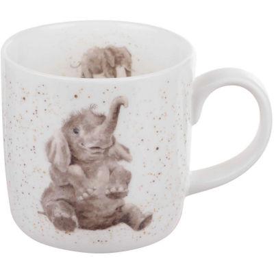 Wrendale Role Model Elephant Mug