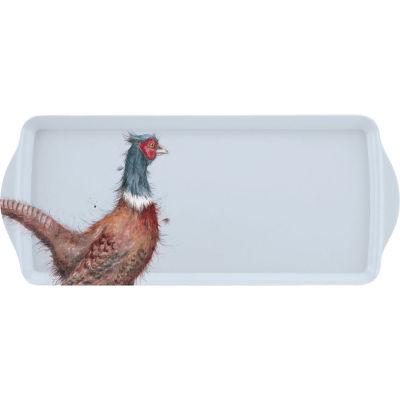 Wrendale Sandwich Tray Wrendale Pheasant
