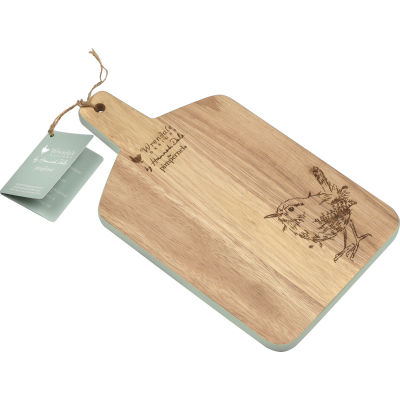 Wrendale Small Chopping Board Wren