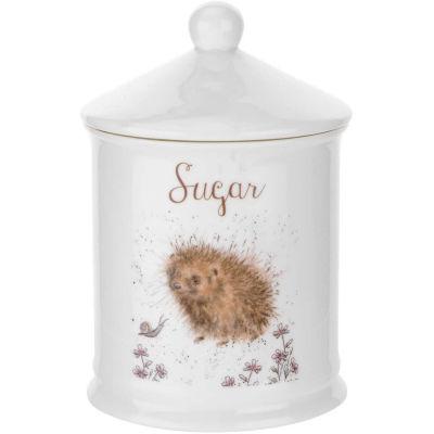 Wrendale Storage Jar Sugar Hedgehog